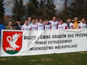 Awans drużyny LZS Pelikan do Kaliskiej Klasy Okręgowej