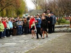 Delegacja Szkoły Podstawowej w Grabowie nad Prosną