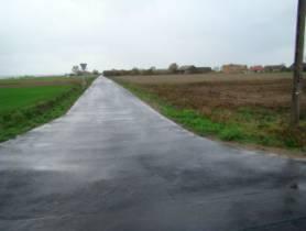 Droga Kaliszkowice Kaliskie -Grabów Wójtostwo